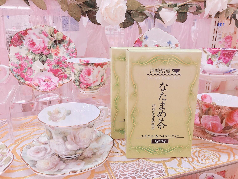 アイドル tea cup 水中